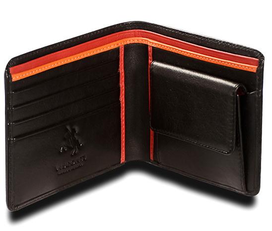 мужской кошелек из кожи Visconti BD10-m