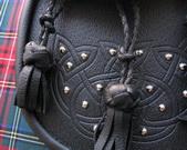 шотландская сумка.
