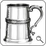 Кружка для пива из металла