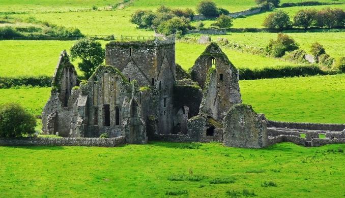Ирландский пейзаж