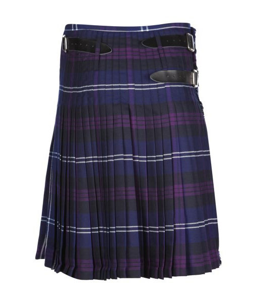 Килт 8 ярдов «Heritage of Scotland», вид сзади