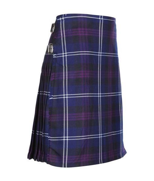 Восьмиярдовый килт «Heritage of Scotland», вид слева