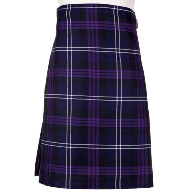Килт «Heritage of Scotland» 5 ярдов. Вид спереди.