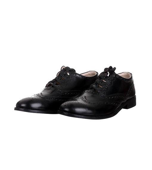 Кожаные туфли «Ghillie brogues» (пара), вид спереди