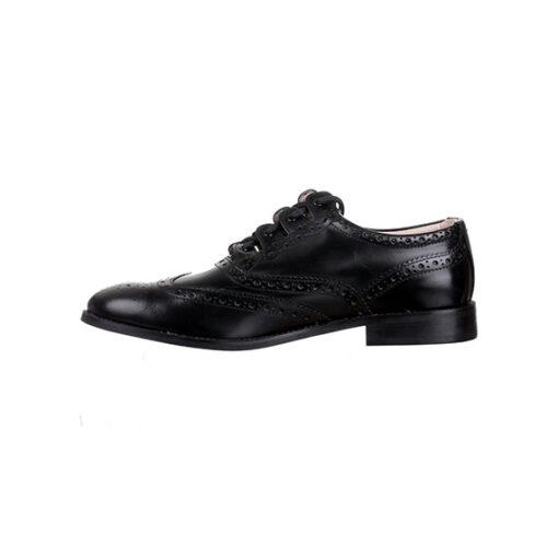 Кожаные туфли «Ghillie brogues» (левый), вид сбоку