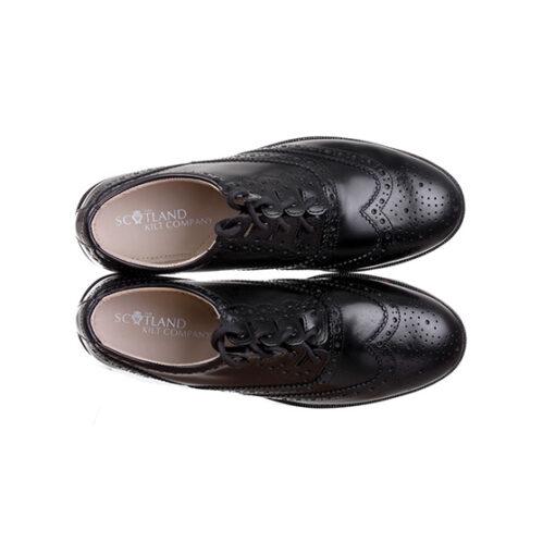 Кожаные туфли «Ghillie brogues» (пара), вид сверху