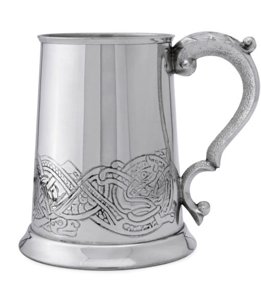 Пивная кружка English Pewter CEL137 «Кельтский орнамент».