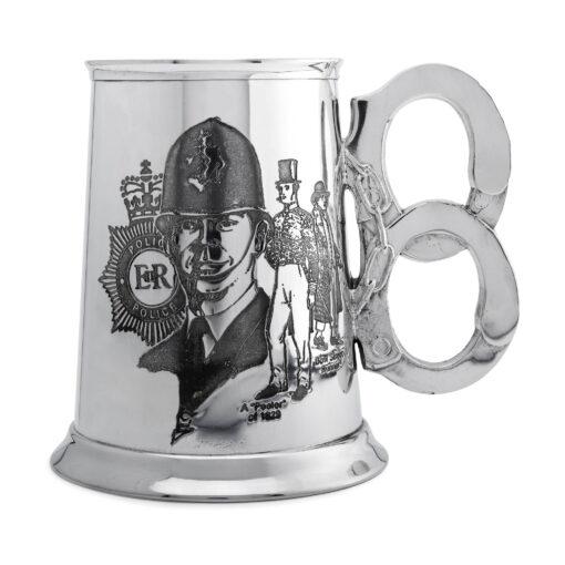Пивная кружка English Pewter TS334 «Полиция».