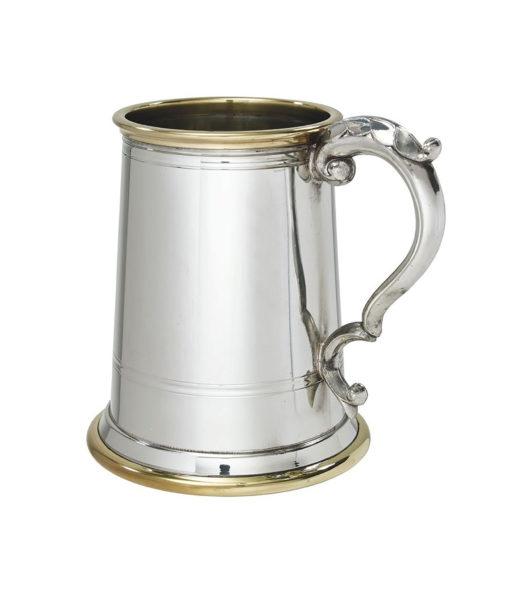 Пивная кружка с латунными декором Wentworth A530