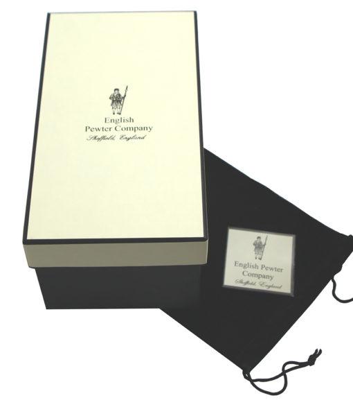 Фирменная упаковка English Pewter