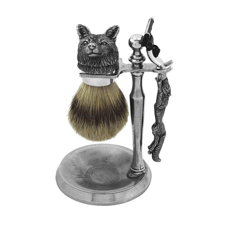 """Набор для бритья """"Лиса"""" English Pewter MG018"""