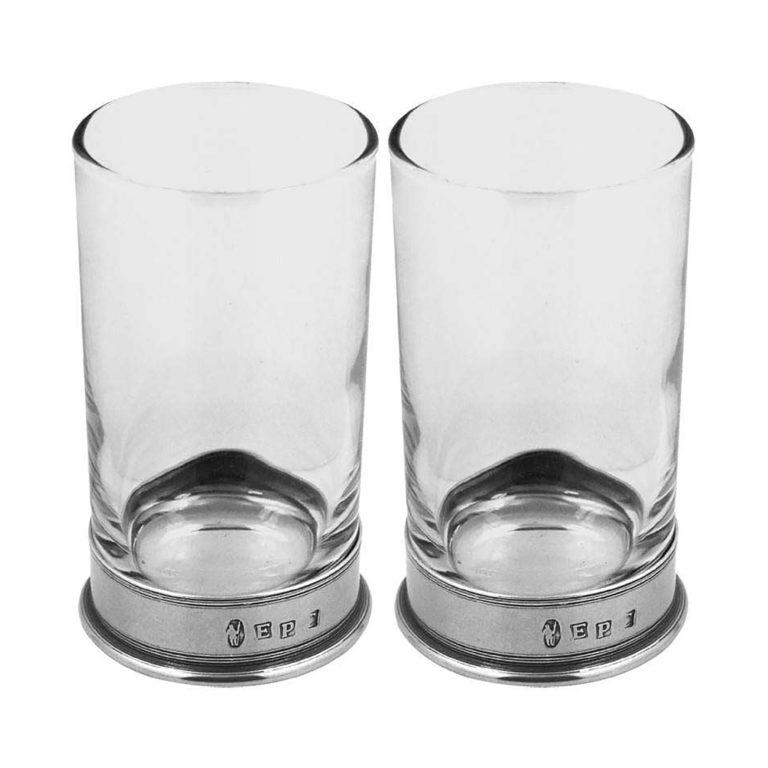 Набор высоких стаканов English Pewter VG004