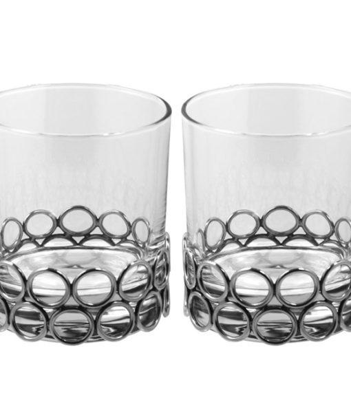 Набор стаканов для виски Бесконечность ET07